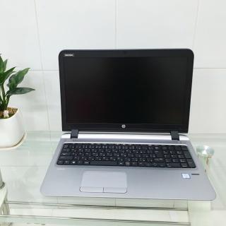 Laptop HP ProBook 450G3 Core i3 6100u Ram 4GB SSD 240GB Màn LED 15.6 inch Full HD 1920 x 1080. Tặng chuột không dây, túi laptop. Hàng xách tay nhật thumbnail