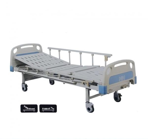 Giường Bệnh Nhân 2 Tay Quay Lucass G02