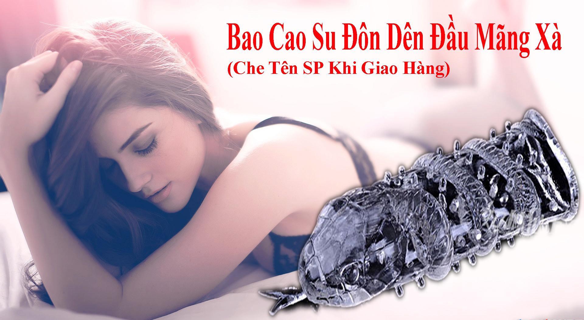 Bao Cao Su Đôn Dên Đầu Mãng Xà