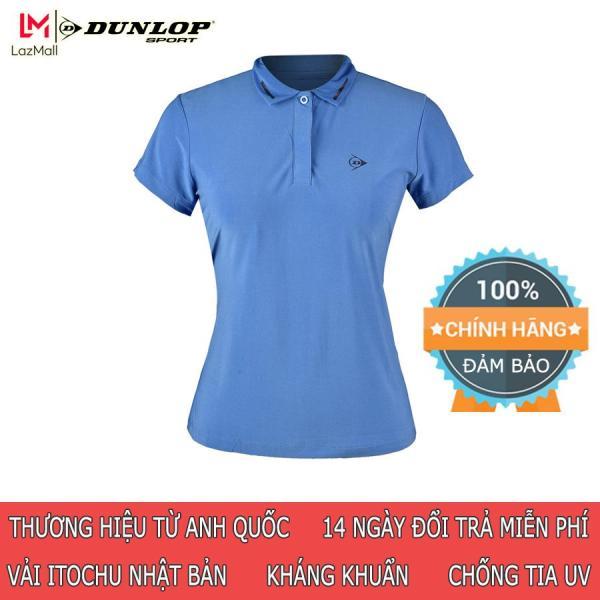 DUNLOP - Áo Tennis nữ Dunlop - DATES9098-2C Hàng chính hãng Thương hiệu từ Anh Quốc Đổi trả miễn phí