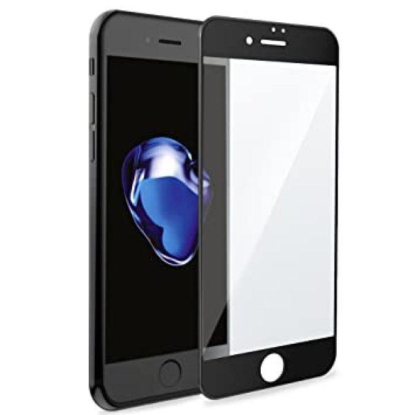 Cường lực full màn Iphone 7 Plus / 8 Plus (Đen)
