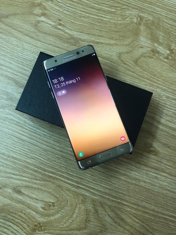 Samsung Galaxy Note FE   (Fan Edition) __ 2sim __ Đủ Màu _ bản 64Gb