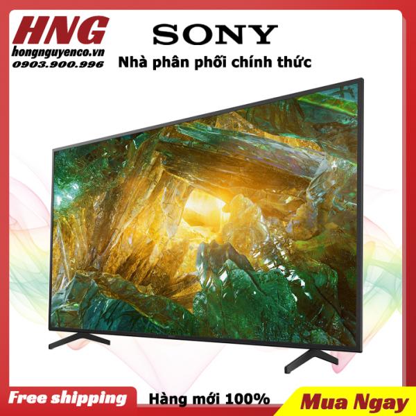 Bảng giá Android Tivi Sony Bravia 4K 43 inch KD-43X8050H (2020) - Hàng phân phối trực tiếp chính hãng - Bảo hành 2 năm toàn quốc