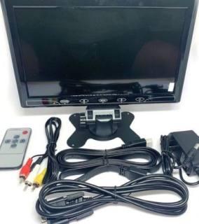 Màn hình LCD 7inch, Màn test camera,Màn hình mini, Màn Hình LCD 7 Inch HDMI VGA - LCD 7 inch HD test Camera, Màn hình 7 inch cảm ứng phím chức năng