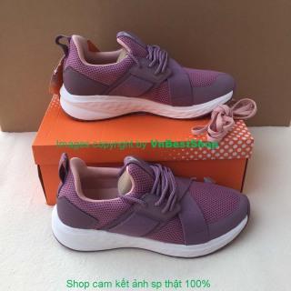 Giày Thể Thao Nữ Girls Steps Violet DSWH01000TIM (Tím) thumbnail