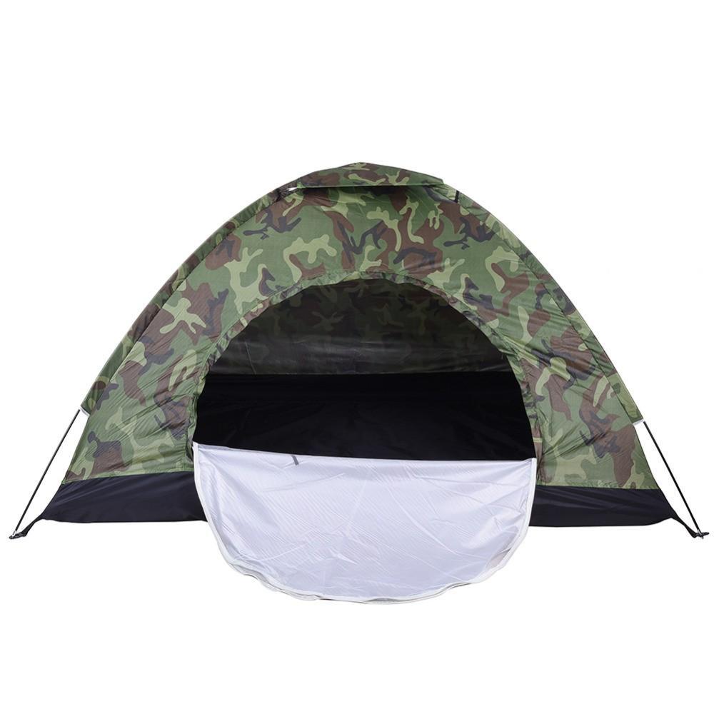 Lều cắm trại rằn ri 2m*1m5*1m1 - Chống nước