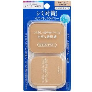 Lõi phấn dạng nén cho da dầu và da hỗn hợp Shiseido Aqualabel 11.5g - Nhật bản thumbnail
