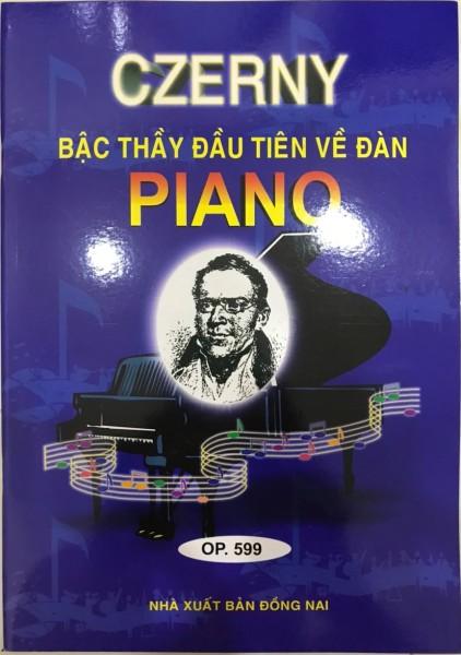 Mua Czerny - Bậc Thầy Đầu Tiên Về Đàn Piano (OP 636)