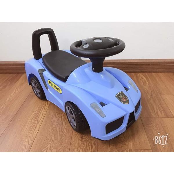 Mua xe chòi chân cho bé - oto chòi chân cho bé - XE LẮC - kiểu mới có đèn có nhạc - xe cho bé 1-4 tuổi