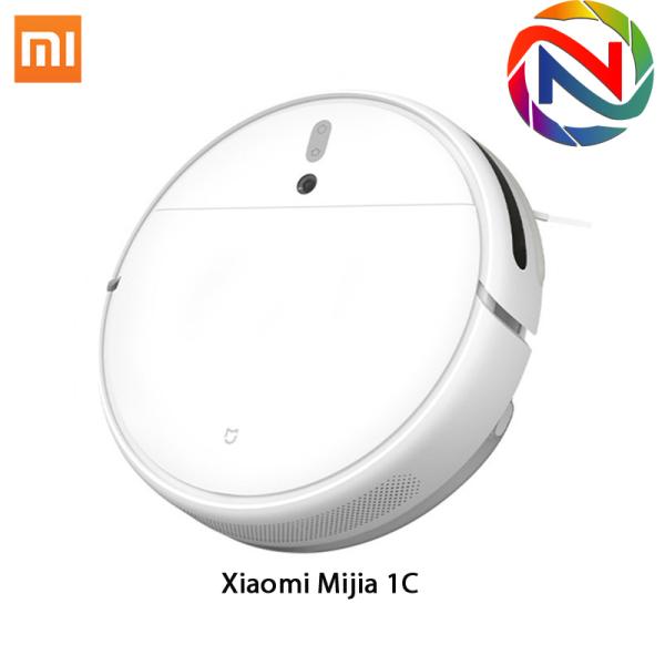 Robot hút bụi lau nhà Xiaomi Mijia 1C ( Mi robot Vacuum Mop ) - Bảo Hành 12 Tháng