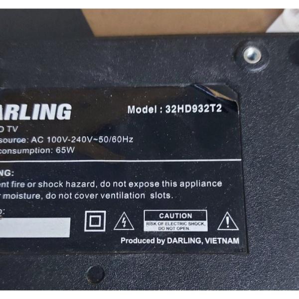 Bảng giá Bo mạch tivi Darling 32HD932T2
