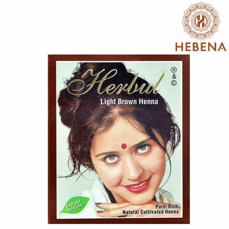 Nhuộm tóc thảo dược Herbul Henna - hebenastore cao cấp
