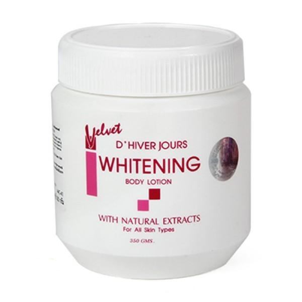 Kem Dưỡng Body Whitening Velvet Thái Lan - 350G