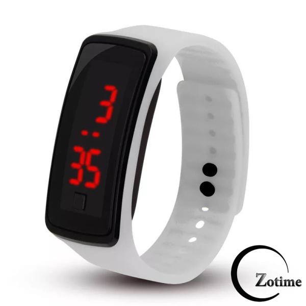 Đồng hồ thể thao thời trang nam nữ led thông minh ZO77