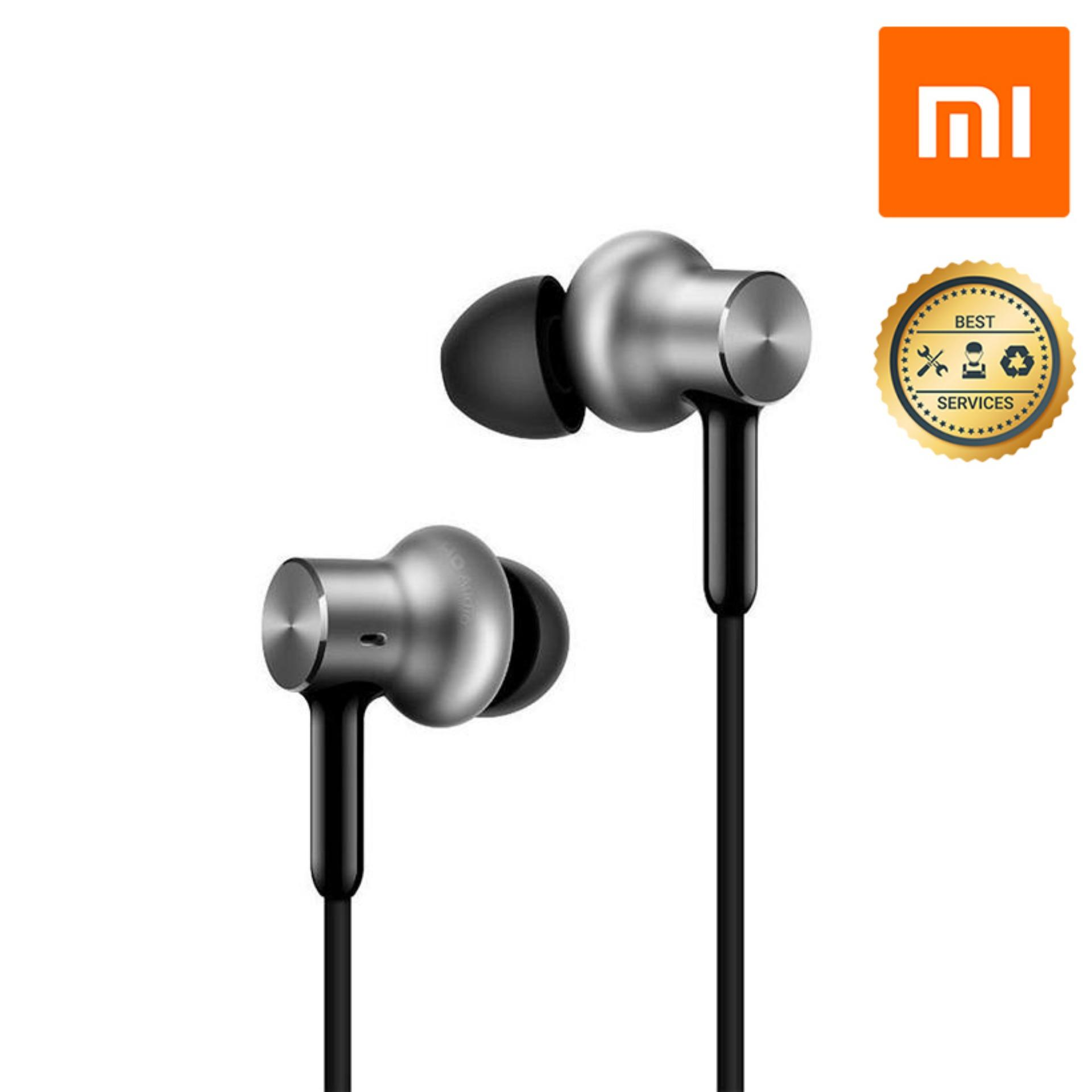 Tai nghe Xiaomi Mi In-Ear Headphones Pro HD (Bạc)