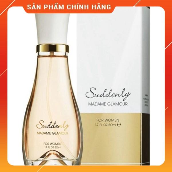 Nước hoa Suddenly mùi hương quyến rũ Madame Glamour 50ml