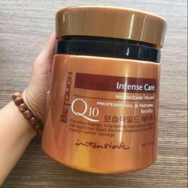 [ CHÍNH GỐC ] Kem Ủ Hấp Tóc Hàn Quốc BETOUCH Q10 1000g nhập khẩu