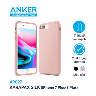 Ốp lưng KARAPAX Silk cho iPhone 7 Plus 8 Plus (by ANKER) - A9027 thumbnail