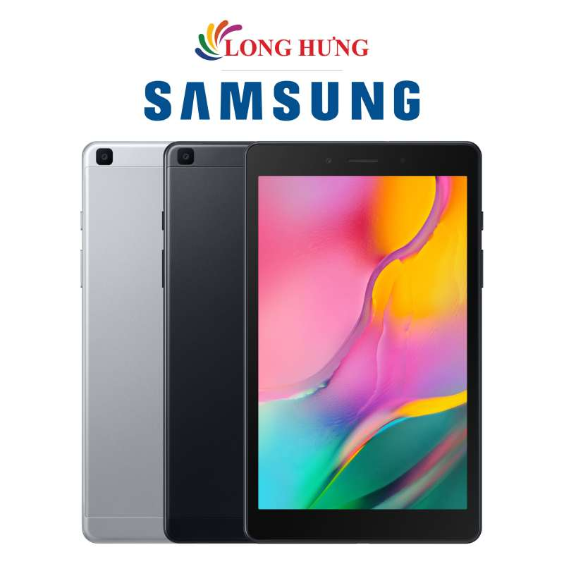 Máy tính bảng Samsung Galaxy Tab A 8 inch 2019 (2GB/32GB) - Hàng chính hãng - Màn hình LCD 8inch, Camera sau 8MP, Pin 5.100mAh chính hãng