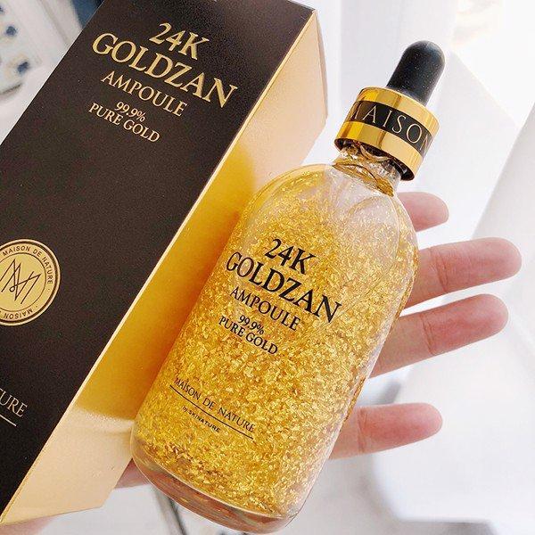 Serum Tinh Chất Vàng GOLDZAN Đang Ưu Đãi Cực Đã