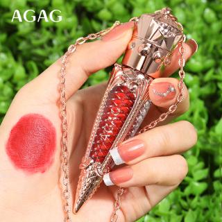 Son kem lì AGAG thiết kế cực sang chảnh son môi dành cho học sinh son lì có dưỡng son đẹp son nội địa Trung son hot TK-SM282 thumbnail