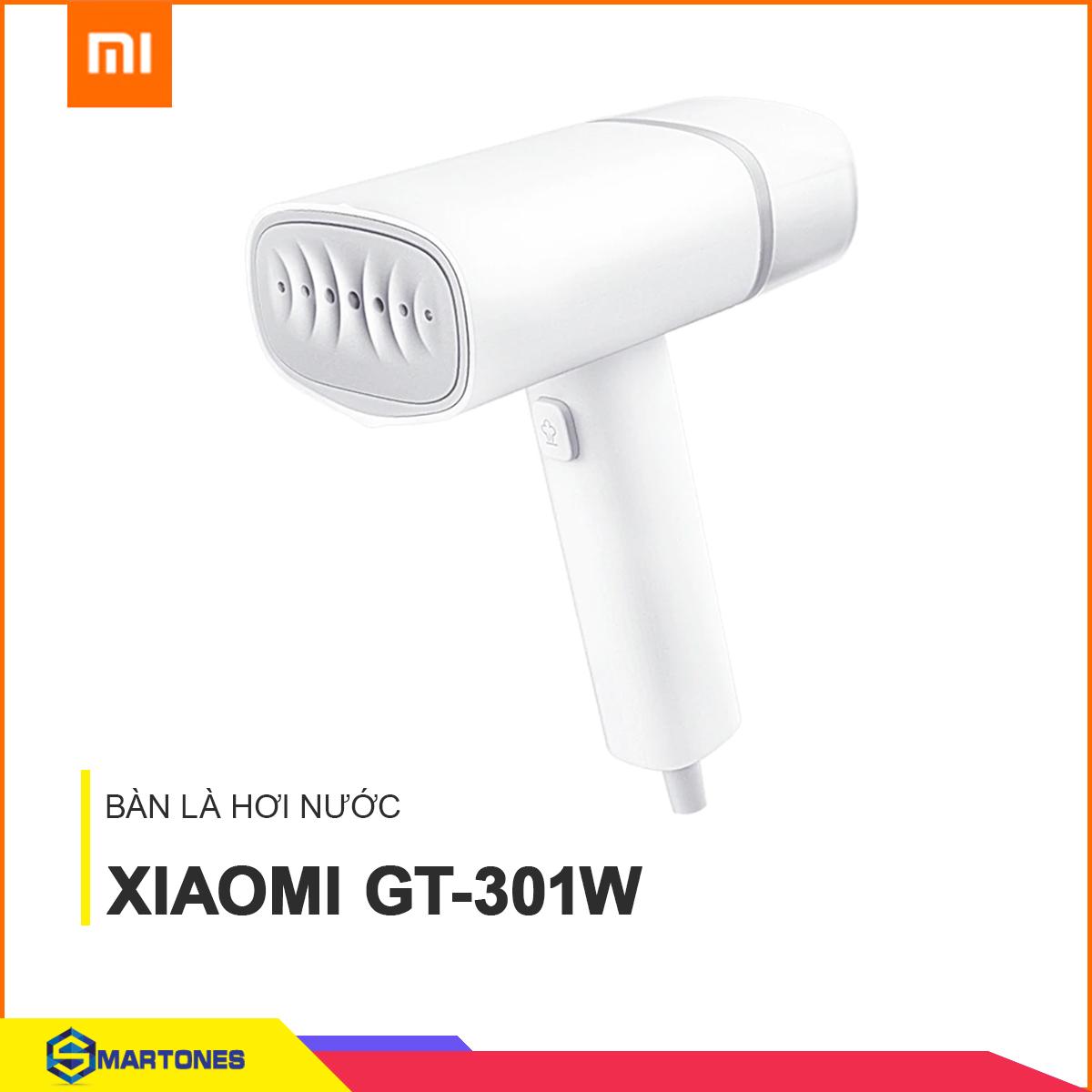 Bàn là , bàn ủi hơi nước cầm tay Xiaomi Mijia GT-301W, tích hợp chip thông minh đảm bảo an toàn