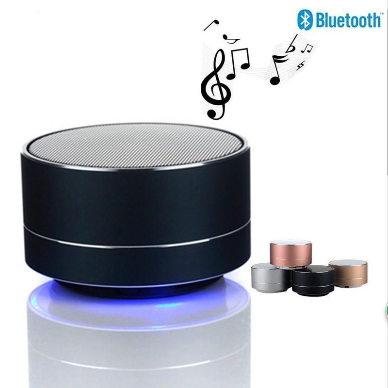 Loa Bluetooth A10 Mini, Vỏ Nhôm giá rẻ