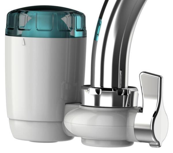 Bảng giá Bộ lọc nước tại vòi công nghệ siêu lọc ceramic 6 lớp - không dùng điện dễ lắp đặt phù hợp mọi kiểu dáng vòi nước - Pure World PW-C1 Điện máy Pico