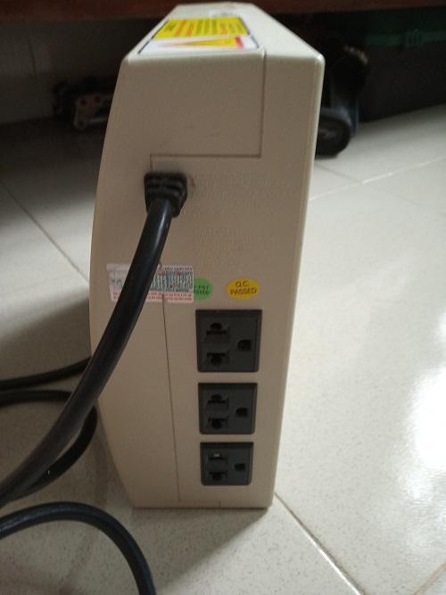 Bảng giá Bộ Lưu Điện UPS Santak TG 1000 - 1000VA 600W Phong Vũ