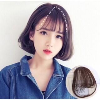 3 Màu -Tóc mái thưa giả có mai tiểu thư - Tóc mái giả mai lơi chất đẹp Tóc mái Hàn Quốc thumbnail