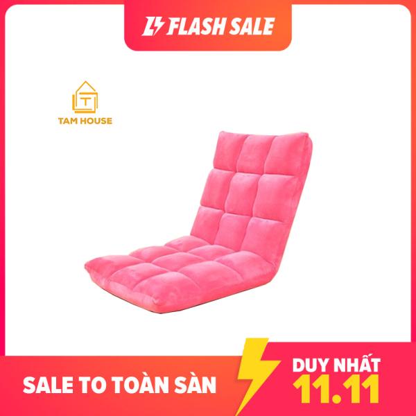 Tâm House Ghế bệt, ghế tựa kiểu Nhật 18 ô cao cấp - LB18