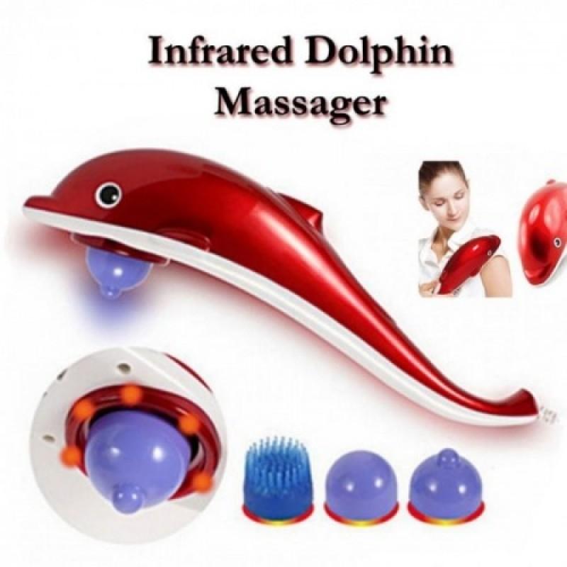Máy massage cầm tay cá heo loại lớn