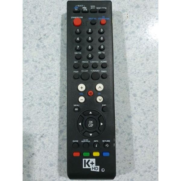 Remote K+ HD Đầu Sungsung Hàng Loại 1 Chất Lượng SỬ Dụng Tốt