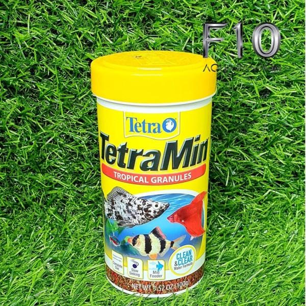TetraMin - Thức ăn cao cấp cho cá đĩa, thần tiên dạng miếng, lá - Hộp 100G