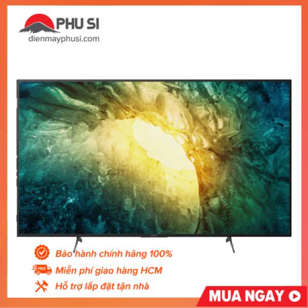 Bảng giá Android Tivi Sony 4K 49 inch KD-49X7500H - 49X7500H