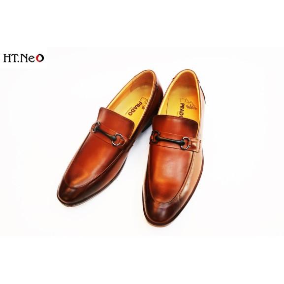 Giày Lười Nam 💖 Ht.Neo 💖 Da Bò Thật Hàng Da Đẹp Kết Hợp Đế Kếp Siêu Siêu Đẹp Siêu Bền, Phối Đồ Cực Dễ. giá rẻ
