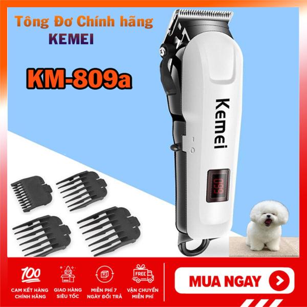 TÔNG ĐƠ CẮT TỈA LÔNG THÚ CƯNG KEMEI KM-809A