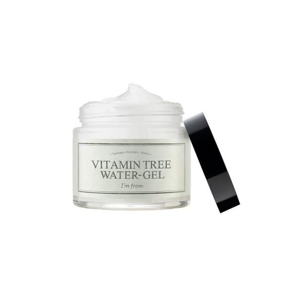 [Mã SKAMPUSH8 giảm 10 đơn 200K] Gel Dưỡng Ẩm Và Kiểm Soát Dầu Im from Vitamin Tree Water Gel
