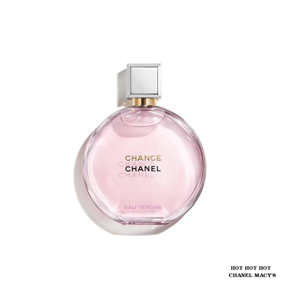 [NEW 2019] Nước Hoa Chanel chance Eaude Tendre Eau De Parfum 100ml - [Hàng Macys có tem]