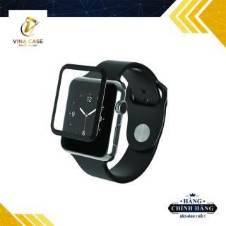 Cường lực Apple Watch Full keo 5D Full màn hình size 44mm (Cao cấp) thumbnail