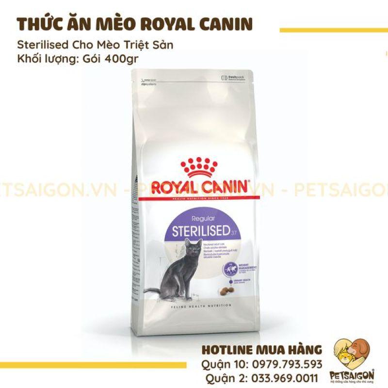 ROYAL CANIN - STERILISED CHO MÈO TRIỆT SẢN
