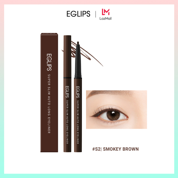 Kẻ mắt Eglips Super Slim Auto Long Eyeliner