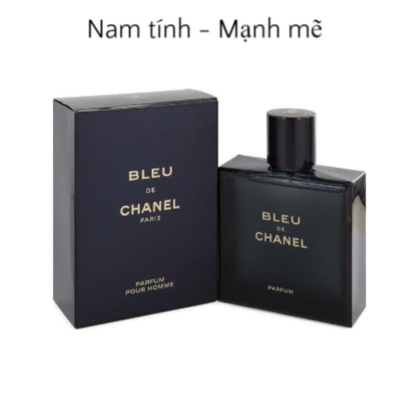 [2018] Nước Hoa MINI Chanel Bleu De Chanel  for men - Eau De Parfum 10ml