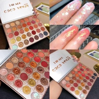 Bảng phấn mắt 35 màu cao cấp DiKalu Coco Venus thumbnail