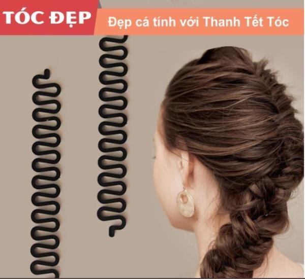 Thanh tết tóc đa năng, tiện lợi - phụ kiện tóc giá rẻ - Lavy Store