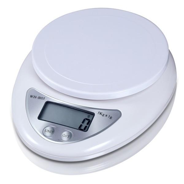 Cân - cân nhà bếp - cân điện tử Electronic Kitchen 5kg - 3485