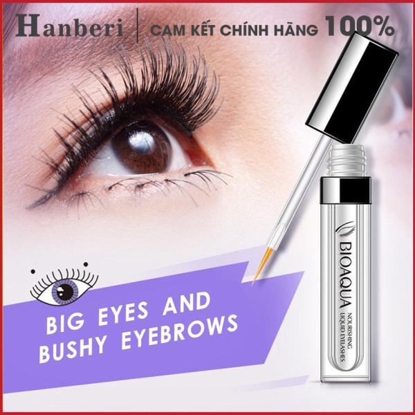 [YÊU THÍCH] Serum dưỡng mi dài và dày Bioaqua, dưỡng mi và lông mày chăm sóc mắt cho đôi mắt quyến rũ - Hanberi nhập khẩu
