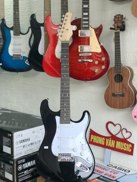 Đàn guitar điện solo 3 mobin