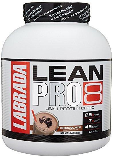 Labrada LeanPro 8 hộp 2.3kg, 45 lần dùng. thay thế bữa ăn phụ +Quà tặng