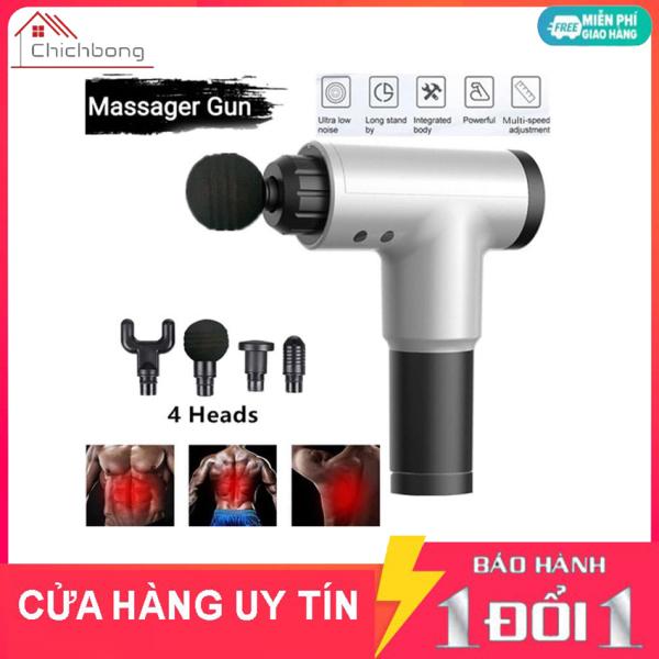 Máy Massage Giúp Giãn Cơ Bắp Fascial  Trị Nhức Mỏi Vai Gáy,Đau Giãn Căng Cơ - Máy massage Fascial